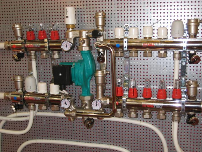 Водяной теплый пол валтек фото 392-124
